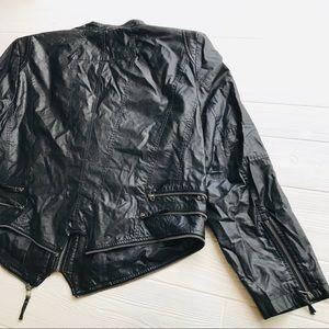 torrid Jackets & Coats - Torrid Leather Moto Jacket 3